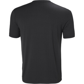 Helly Hansen Lomma T-shirt Herre ebony